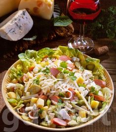Pasta Salad, Health, Ethnic Recipes, Food, Crab Pasta Salad, Health Care, Essen, Meals, Yemek