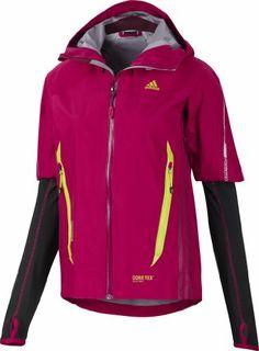adidas OUTDOOR - Terrex Gore-tex Active Shell Jacket - Women s - Medium.  From  adidas. List Price   394.95. Price   236.97 3d7cf39050