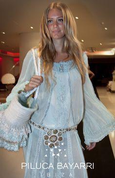 I love Adlib style  Piluca Bayarri Ibiza, Spain  Moda ibicenca y Adlib