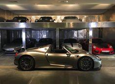 Porsche Collector's garage Travel Men Style Luxury Europe Cars Fashion Boss Share and enjoy! #anastasiadate