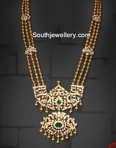 Elegant Diamond Haram