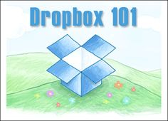 Dropbox 101 tutorial and tips for using Dropbox  TheDailyDigi.com / DROP BOX IS awesome!!!!!