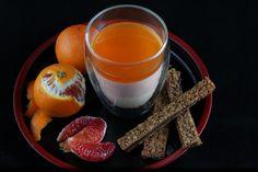 Orange Cardamom Hazelnut Dark Chocolate Florentines (gluten free)