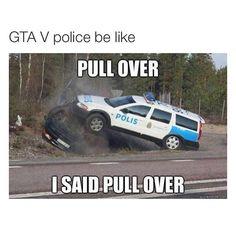 GTA V Police