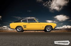 A Perana Ford Capri that's a long way from home — The Motorhood Mustang V8, Holden Monaro, Mercury Capri, Car Cost, Fast Sports Cars, Old Vintage Cars, Alfa Romeo Cars, Ford Capri, Ford Classic Cars