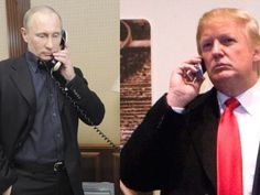 Hé lộ nội dung cuộc điện đàm LỊCH SỬ giữa Tổng thống Putin và ông Trump