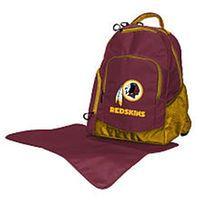 Diaper Backpack Washington Redskins