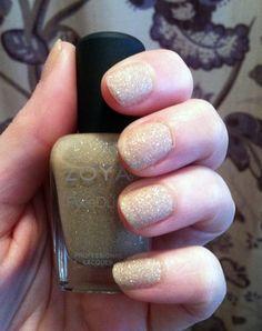 Beauty Test Dummies: Zoya PixieDust Nail Polish -- LOVE this stuff!