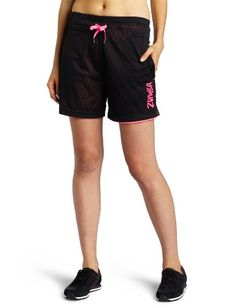 Zumba Fitness Women's Z-Team Mesh Short « Clothing Impulse