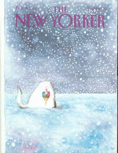 The New Yorker: Feb 08, 1988 | Ronald Searle The New Yorker, New Yorker Covers, Ronald Searle, Cat Crafts, Vintage Magazines, Cat Drawing, Book Illustration, Crazy Cats, Cat Art