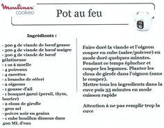 Pour réaliser un Pot au feu, il vous faudra utiliser la cuisson rapide pour environ 35 minutes.