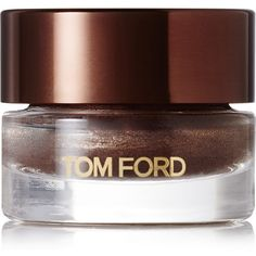 Tom Ford Beauty Cream Color for Eyes - Platinum ($45) ❤ liked on Polyvore featuring beauty products, makeup, eye makeup, eyeshadow, metallic, tom ford, tom ford eye makeup, tom ford eye shadow and tom ford eyeshadow