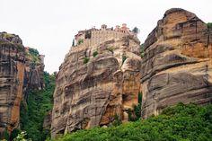 H AΝΑΜΕΝΟΜέΝΗ: ΠΡΕΒΕΖΑ-ΜΕΤΕΩΡΑ, 20 ΦΩΤΟΓΡΑΦΙΕΣ Mount Rushmore, Mountains, Nature, Travel, Greece, Naturaleza, Viajes, Trips, Nature Illustration