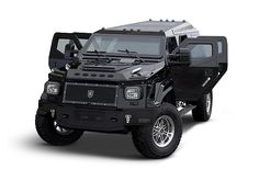Conquest Vehicles | Knight XV