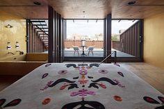 Wohncontainer Mal Anders U2013 U201eCarroll Houseu201c In Brooklyn Als Ein  Hervorragendes Beispiel Des Zeitgenössischen