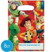 Toy Story 3 Favor Bags - Party City