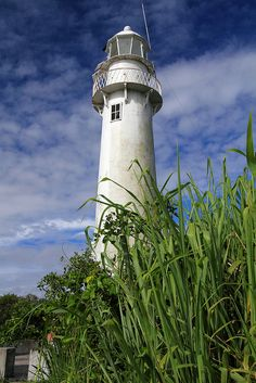 Farol das Conchas (1870), Ilha do Mel, Paraná, Brazil by Mathieu Struck, via Flickr