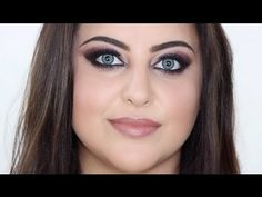 Haifa Wehbe / Aishwarya Rai Make Up Tutorial -- gorgeous, sultry Arabian-inspired smokey eye