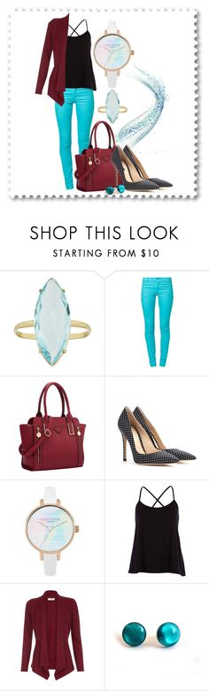 """""""Dream"""" by my-style-xo ❤ liked on Polyvore featuring Cheap Monday, Gianvito Rossi, River Island and Monsoon"""