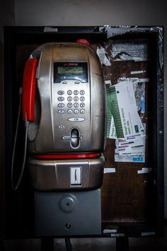 Phone booth | digital deconstruction