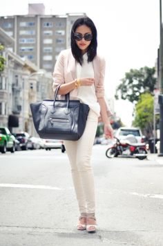 9to5Chic: Pale Pinks