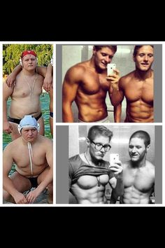 Body transformations before and after Find out how to become like this at http://ivanlukov.blogspot.com/ If you ready to transform your life and body and get a better life,Health and Love