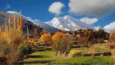 Autumn Tour to Hunza,apricot, mulberry, peach, apple Chilas,Passu,Khunjerab pass (Pakistan/China border),Borith/Gulmit ,Karimabad,Hopper Glacier,Phundar