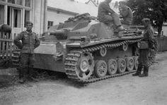 """reinhardhimmler: """" Sd.Kfz. 142 Sturmgeschütz, StuG III Ausf. A (Ausführung A) mit 7.5 cm StuK 40 L-48 """""""