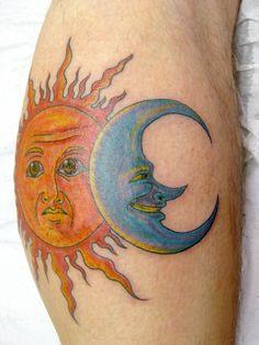 a5614f3a9 36 Best Old Moon Tattoo images in 2017 | Tatoos, Half moon tattoo ...