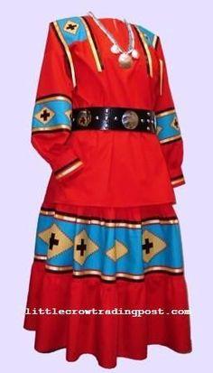 Red dress 5k algonquin symbols
