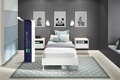 The Signature Sleep Contour 8 independently encased coil mattresses are thoughtfully made with Low VOC, CertiPUR-US certified mattress foam that conforms to the curves of the body creating an equal weight distribution and relieving pressure along the body. The bed mattress is designed to provide... more details available at https://furniture.bestselleroutlets.com/bedroom-furniture/mattresses-box-springs/mattresses/product-review-for-signature-sleep-contour-8-inch-independentl