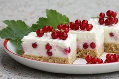 Ríbezľovo tvarohový koláč - recept