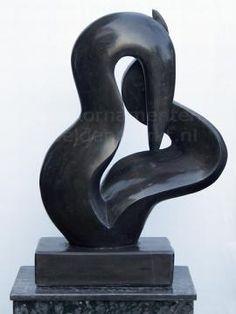 Gedenkbeeld  Ornament marmer HO-Art. 8-Zw