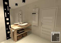 Łazienka w bloku aranżacje