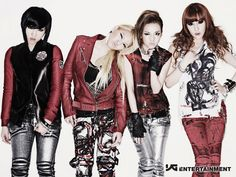 They are a Korean girl group who are famous all our the world . GO BLACKJACKS Kpop Girl Groups, Korean Girl Groups, Kpop Girls, Kpop Fashion, Korean Fashion, Womens Fashion, Cl 2ne1, 2ne1 Minzy, Japanese Singles