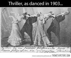 Vintage Thriller…