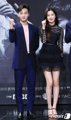 This couple is from the drama the Great Seducer and I really like both of their acting. The girl plays Sooji a really rich girl and her fashion in this drama was insanely pretty. I liked all of her outfits from this drama. Korean Actresses, Korean Actors, Actors & Actresses, Drama Film, Drama Movies, Drama Korea, Korean Drama, Kdrama, Ideal Weight Chart