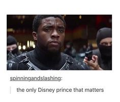 The only Disney prince that matters.