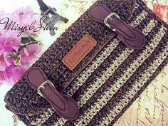 Croche wallet
