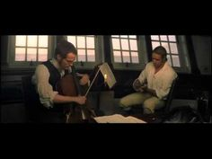 "I adore this scene and this lovely piece of music. Jack and Stephen playing ""La Musica Notturna delle Strade di Madrid. No. 6, Op. 30"" by Boccherini. - Footage taken from 20th Century Fox's ""Master and Commander: The Far Side of the World"" (Peter Weir) 2003"