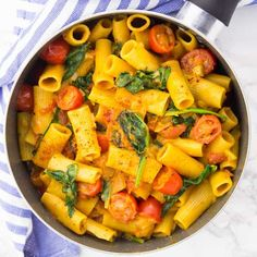 I definitely got a thing for vegan one pot pasta or one pot meals in general! This vegan one pot pasta with spinach and tomatoes is super easy to make, incredibly healthy, packed with flavor, and SO delicious!! It's one of my favorite meals for busy weeknights. This vegan one pot pasta is actually a...Read More »