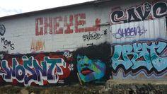 Asheville graffiti
