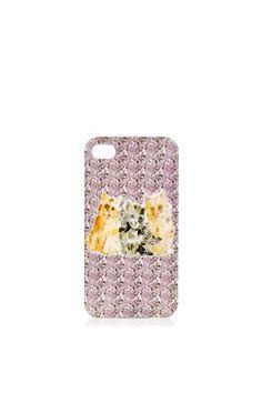 Cali Kitty iPhone 4 Shell