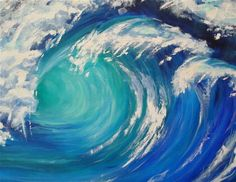 MOONLIT WAVE  kathleentucker.com