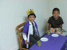 Story of King David and Mephibosheth (King David Keeps His Promise)