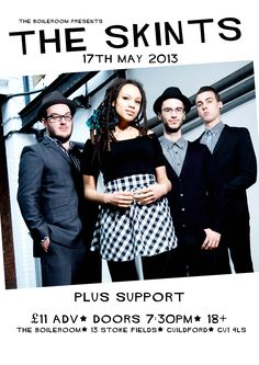 The Skints 17/05/13