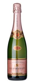"""The color of this champagne is so beautiful and the taste is simply scrumptious! The price point is perfect too!  Louis Bouillot Cremant de Bourgogne """"Perle d'Aurore"""" Brut Rosé"""