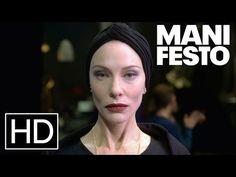 Trailer for MANIFESTO Starring Cate Blanchett