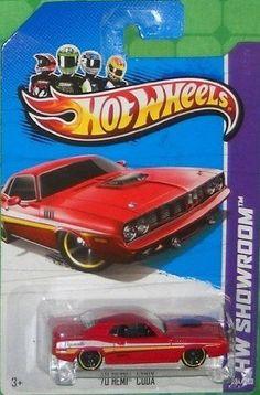 Hot Wheels HW Showroom '70 Hemi Cuda 234/250