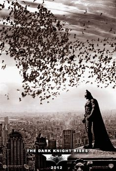 Dark Knight Rises and it's AMAZING!